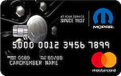 mopar credit card
