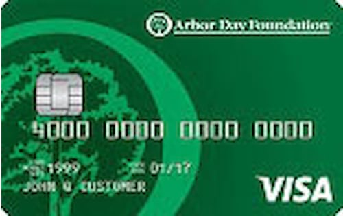 national arbor day credit card