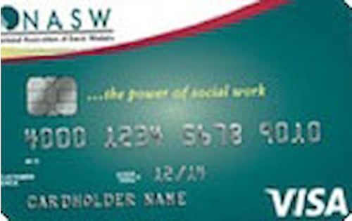 national association of social workers credit card