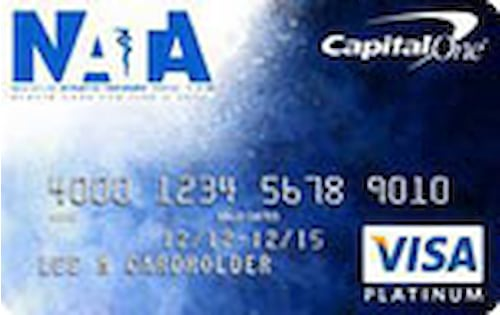 national athletic trainers association nata credit card
