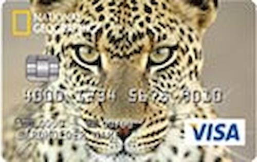 national geographic credit card