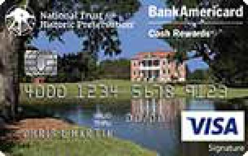 national trust for historic preservation credit card