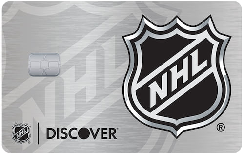 nhl credit card
