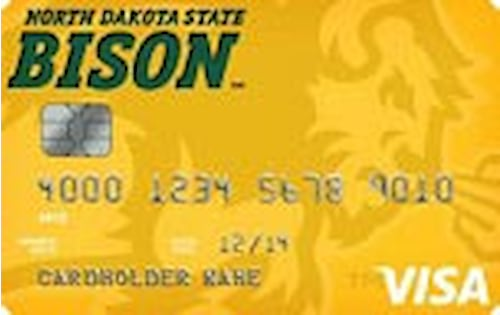 north dakota state university credit card