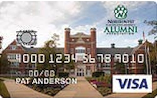 northwest missouri state university credit card