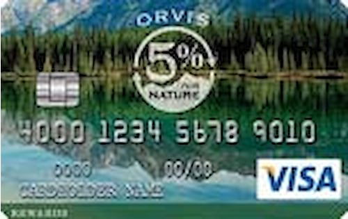 orvis credit card