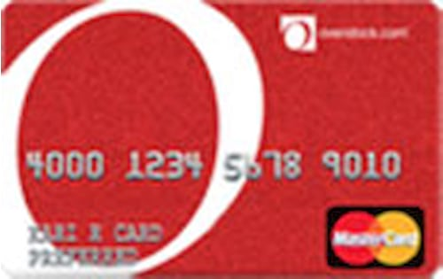 overstock com credit card