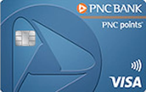 pnc points visa