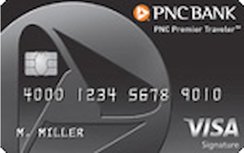 pnc premier traveler credit card