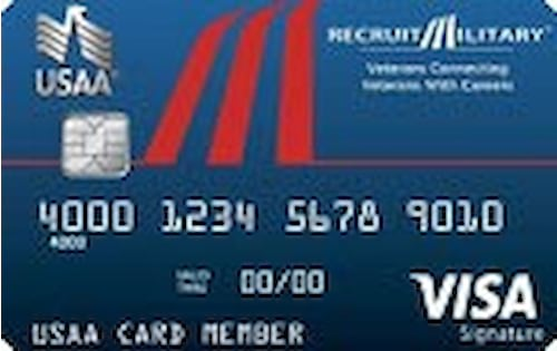 recruit military credit card
