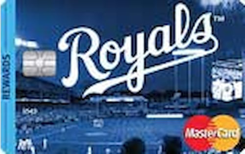 royals credit card