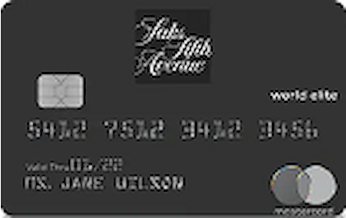 saks credit card