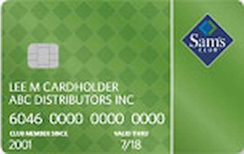 Sams club business store card reviews colourmoves