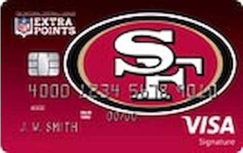 san francisco forty niners credit card