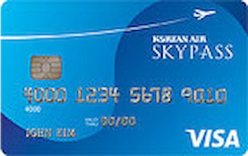 skyblue skypass credit card