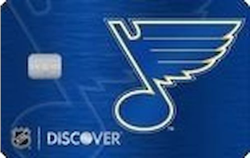 st louis blues credit card