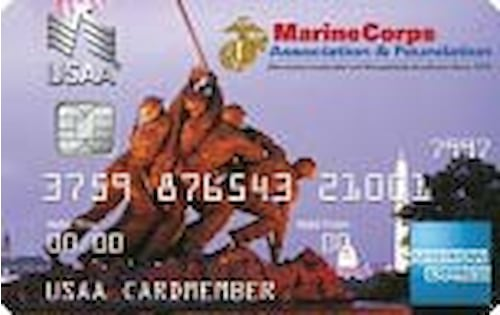 the marine corps association credit card