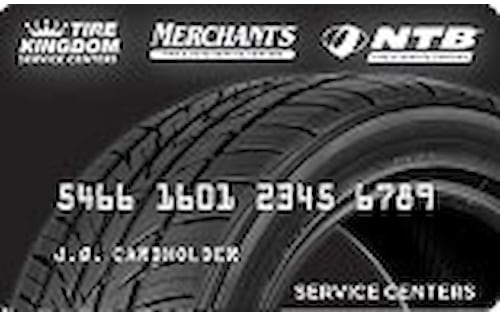 tire kingdom store card