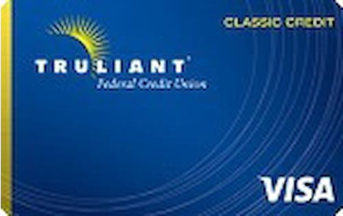 truliant federal credit union fixed rate credit card