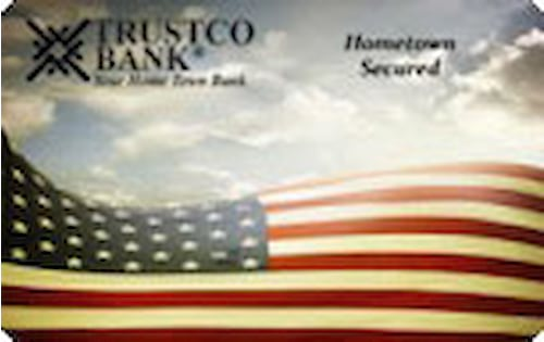 trustco bank hometown secured credit card