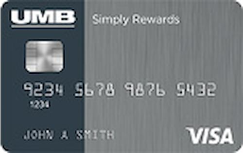 umb simply rewards visa platinum credit card - Visa Platinum Credit Card