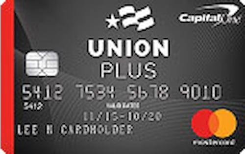 union plus credit card