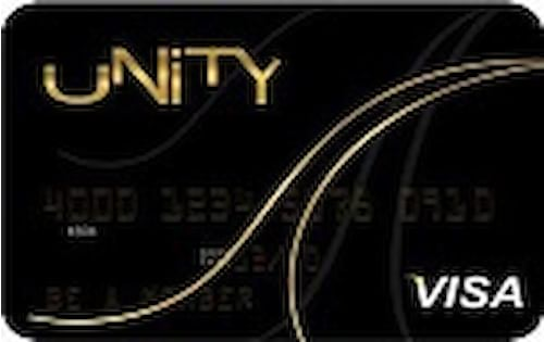 unity secured credit card