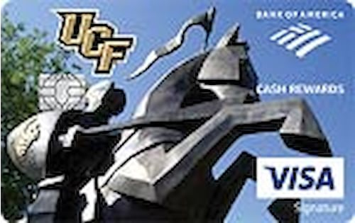 university of central florida credit card