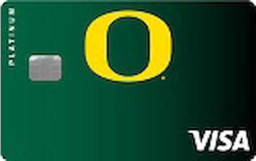 university of oregon credit card