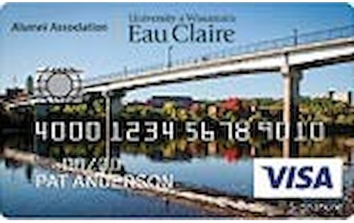 university of wisconsin eau claire credit card