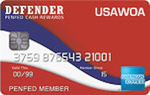 us army warrant officer association usawoa defender american express credit card