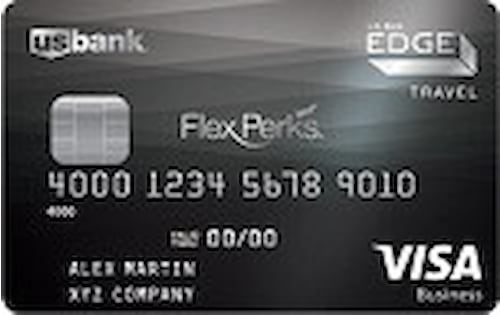us bank flexperks travel rewards business credit card