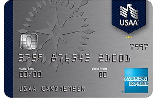 usaa classic american express