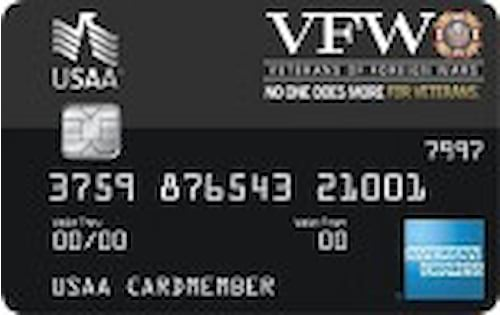 veterans of foreign wars credit card