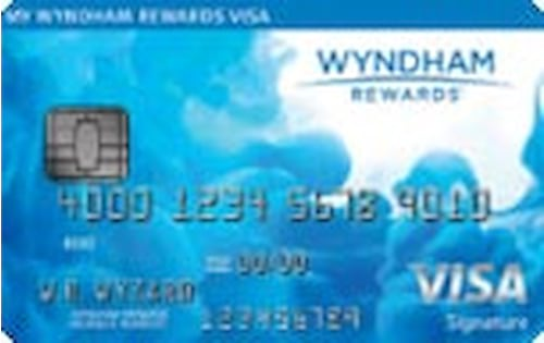 wyndham credit card no annual fee