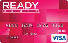 readydebit card