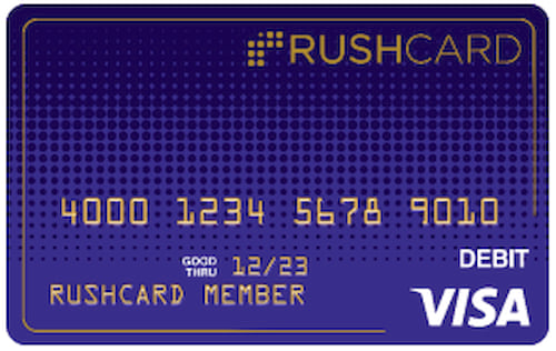 Midnight Prepaid Visa Rushcard Unlimited Plan Reviews
