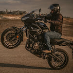 Photo of bikercarder