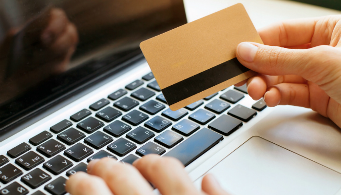 Anonymous Prepaid Credit Card
