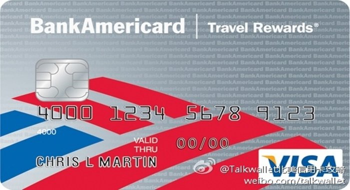 Bank Of America New Travel Rewards Credit Cards Review