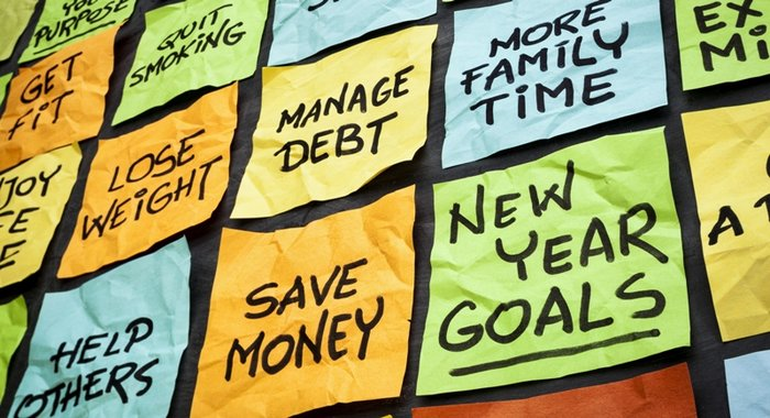 Financial New Years Resolutions 2013
