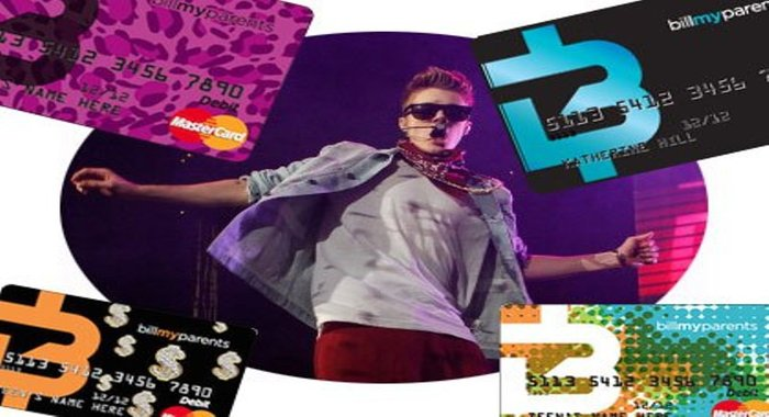 Justin Bieber Prepaid Card Evaluation