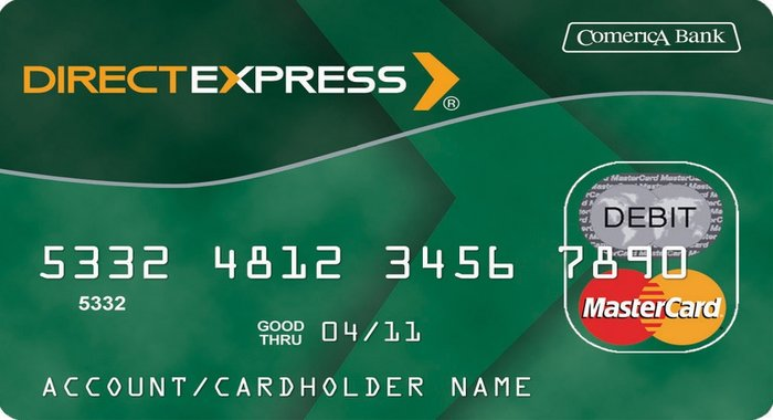 Federal Benefits Prepaid Card Evaluation