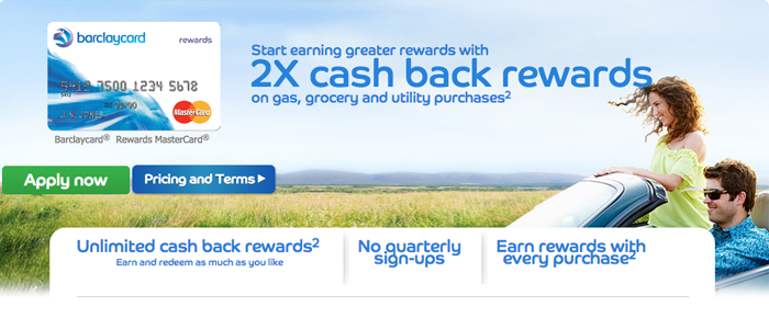 Barclays Rewards