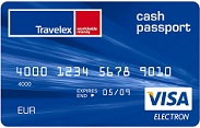 Travelex Cash Passport