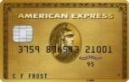 American Express-Gold Card