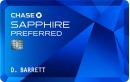 Chase SapphirePreferred® Card