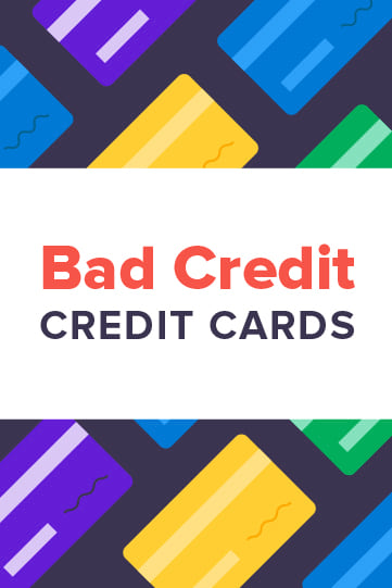 Bad Credit Credit Cards >> 7 Best Credit Cards For Bad Credit Oct 2019