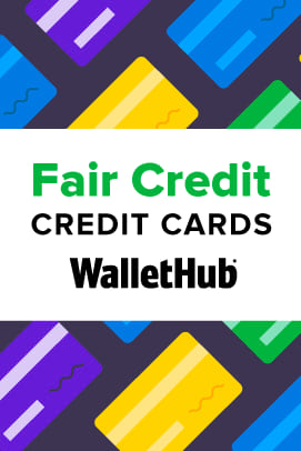 Credit Cards For Fair Credit >> 6 Best Credit Cards For Fair Credit Average Credit Of 2019