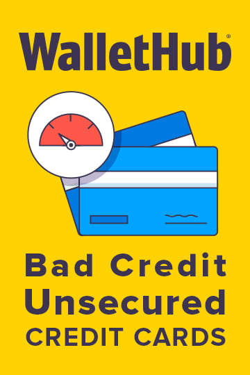 No Credit Check Credit Cards >> 2019 S Best Unsecured Credit Cards For Bad Credit
